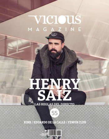 Henry Saiz - VICIOUS MAG